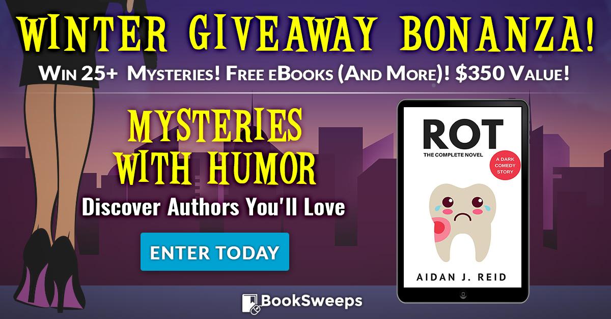 MEGA Giveaways – Thriller/Crime and Funnies! – Author | Seller
